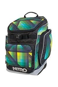 Nitro Snowboards School Backpack, Schulranzen Bandit Pack, multicoloured - Geo Green, 1131878015