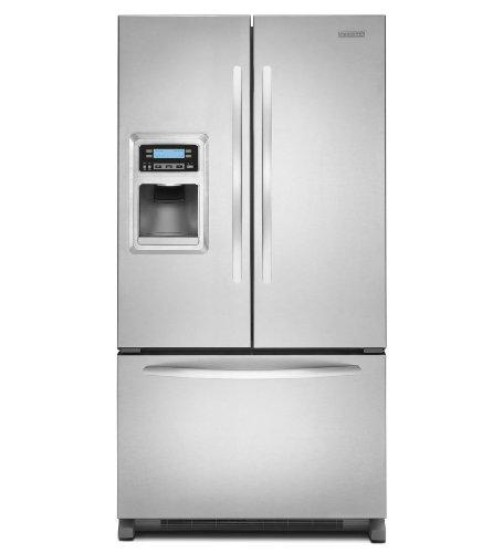 French Door Refrigerator Kitchenaid Refrigerator French
