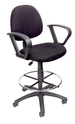 boss-drafting-stool-with-foot-ring-and-loop-arms-black