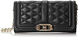 Rebecca Minkoff Mini Love Clutch, Dark Forest, One Size