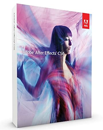 Adobe After Effects CS6, Upgrade Version from After Effects CS3/CS4/CS5 (Mac)