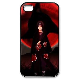 Custombox Uchiha Itachi Iphone 4/4s Case Plastic Hard Phone case-iPhone 4-DF00551