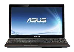 ASUS 15.6型液晶 AMD E350 Office Personal 2010搭載モデル ブラウン K53U-SXE350S