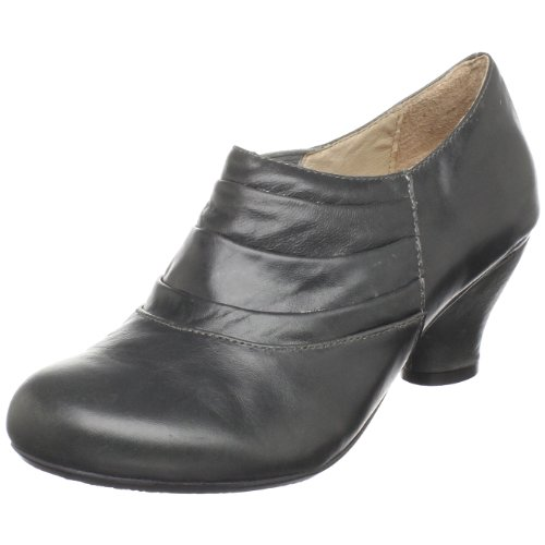 Portlandia Women's Poulsbo Pleated Shoe Boot