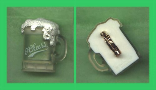 St. Patrick's Day Beer Stein Pin