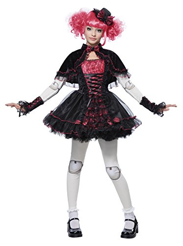 California Costumes Collections Victorian Doll Costume for Kids