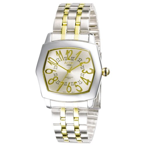 Activa Mens Elegance Two-Tone Analog Watch #SF248-004