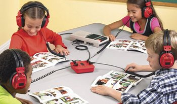 Educational Insights 4 Position Listening Center