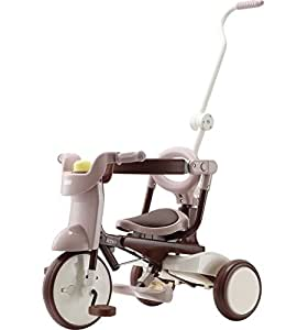 三輪車 iimo tricycle 02 コンフォート・ブラウン 1040