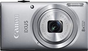 Canon IXUS 132 - Cámara compacta de 16 Mp (pantalla de 2.7