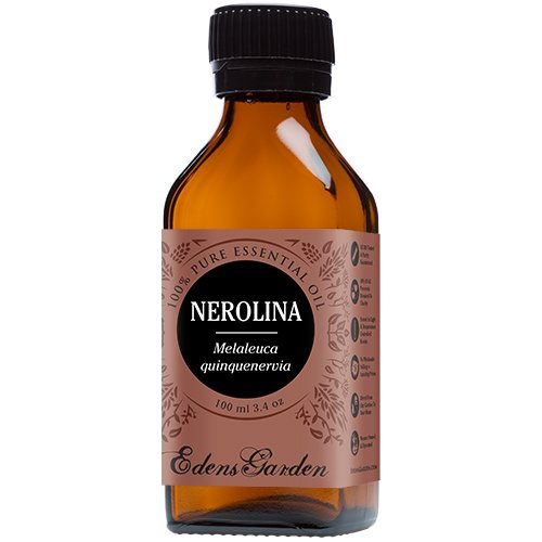 Nerolina 100% Pure Therapeutic Grade Essential Oil by Edens Garden- 100 ml