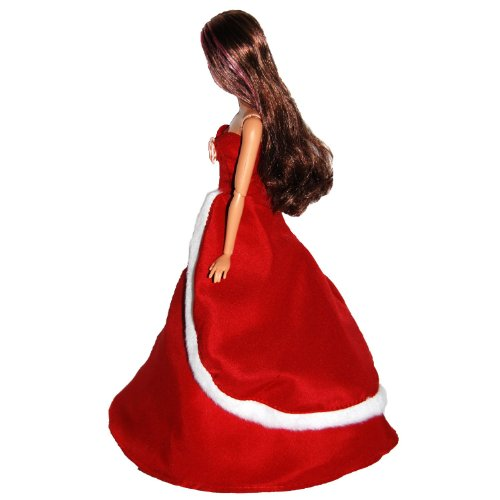 Barbie doll dresses christmas dress doll not included from simply