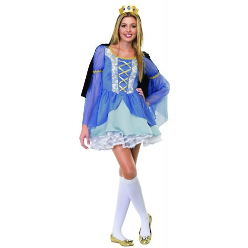 Enchanted Princess Costume - Teen Medium/Large