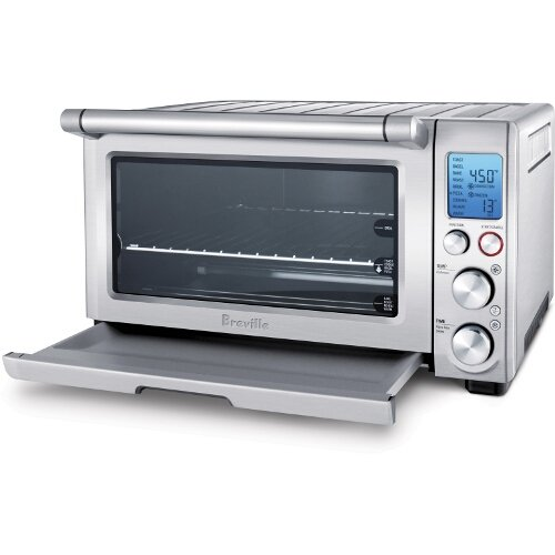 Countertop Convection Oven Best Buy : breville bov800xl smart oven 1800 watt convection toaster oven with ...