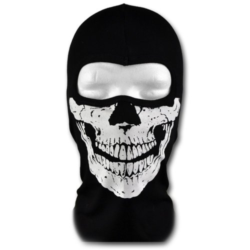 WINDMASK-Cagoule-Biker-Ski-Snowboard-Masque-visage-de-crne-II