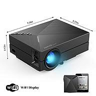 Portable Video Projector Wireless Edi…
