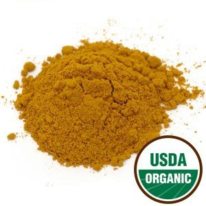 Starwest Botanicals Organic Turmeric Root Powder 1 Lb