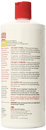 Nature's Miracle Urine Destroyer Stain and