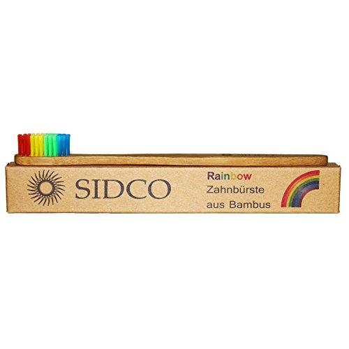 SIDCO Bambus Zahnbürste für Kinder thumbnail