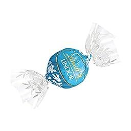 Lindt Chocolate Stracciatella Lindor Truffles 48 Count