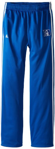 NCAA Duke Blue Devils Men's Primary Logo 3-Stripe Pants, Collegiate Royal, XX-Large at Amazon.com
