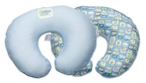 Boppy Comfy Jersey Slipcover, Stamp Collector