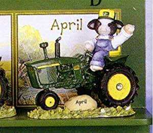 April John Deere Home Kitchen