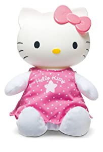 Imc Toys - Peluche Hello Kitty Buenas Noches Con Luz Y Musica 24X30X13 Pilas 43-310001