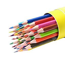 36 Piece drawing pencils for writing, drawing and sketching