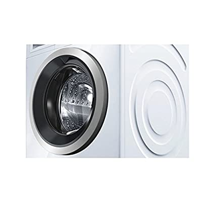 Bosch WAP24420IN Fully-automatic Front-loading Washing Machine (9 Kg, White)