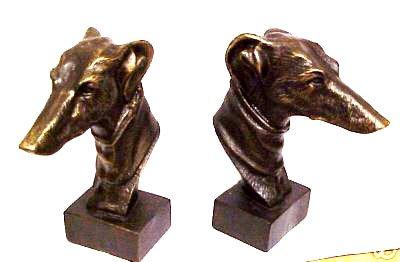 pair-greyhound-head-figures-book-ends-bronze-finish