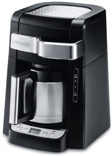 Delonghi Dcf2210ttc 10 Cup Thermal Carafe Drip Coffee