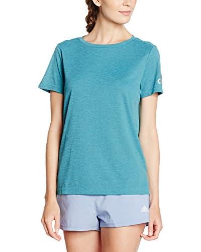 adidas T-Shirt Climachill türkis