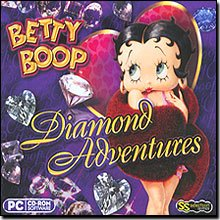 Betty Boop Diamond Adventures