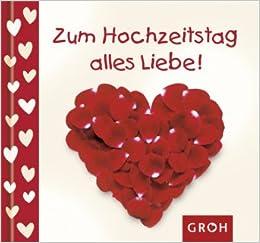 Zum Hochzeitstag alles Liebe: Lilly Brown: 9783867135795: Amazon.com ...