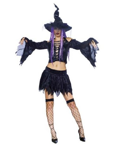 Adult Nightmare Spellcaster Costume