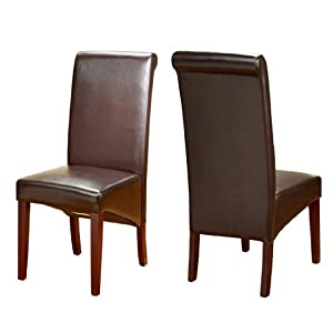 1home Leather Dining Chai Has Been Added To Your Basket
