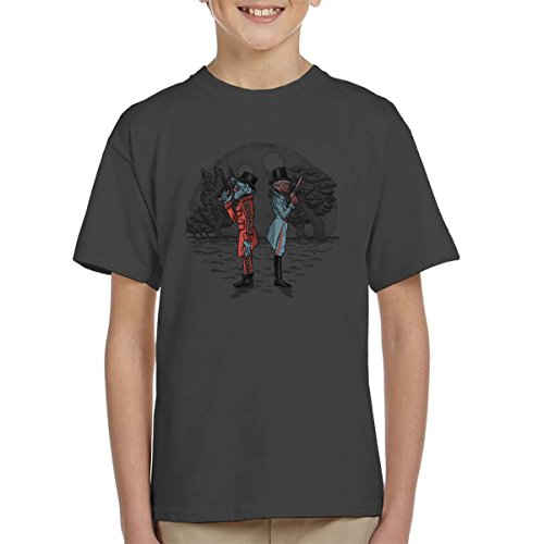 Cantina Dualists Star Wars Kid's T-Shirt