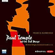 Paul Temple und der Fall Margo | Francis Durbridge