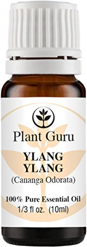 Ylang Ylang Essential Oil. 10 ml. 100% Pure, Undiluted, Therapeutic Grade.