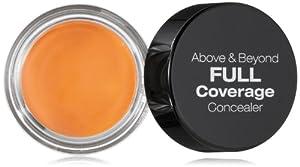 NYX Cosmetics Concealer Jar, Orange, 0.25 Oz.