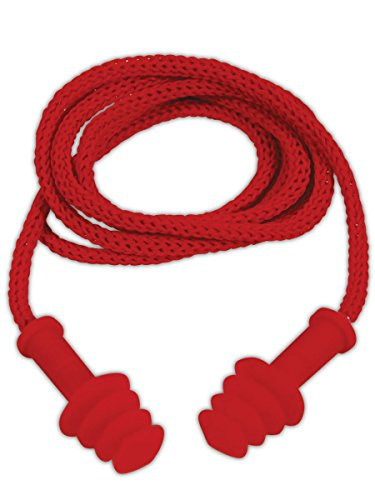 magid-safety-ihp400rc-e2-reusable-earplugs-with-nylon-removable-cord-standard-red-pack-of-100