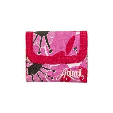 Animal Barb Ladies Wallet Purse AZ Pink