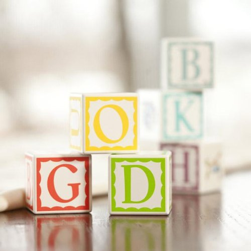 Really Woolly Baby - Blessings Blocks