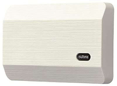 NuTone LA11BG Decorative Wired Two-Note Door Chime