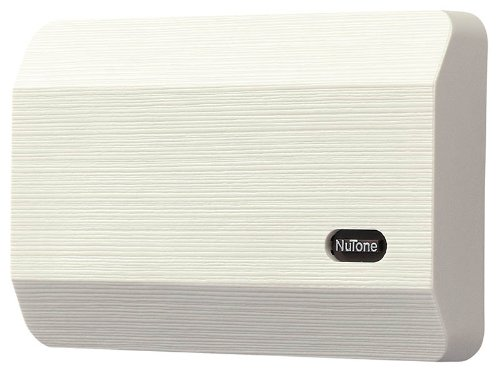 NuTone LA11BG Decorative Wired Two-Note Door Chime, Honey Beige Textured