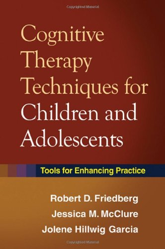 Cognitive Therapy Techniques for Children and...