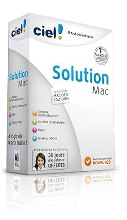 La Solution Ciel Mac 2012