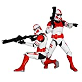 Shock Troopers ArtFX Kotobukiya Star Wars Painted Model Exclusive 2 Pack
