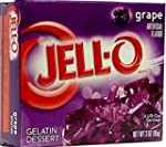 Jell-O Grape Gelatin Dessert 85g